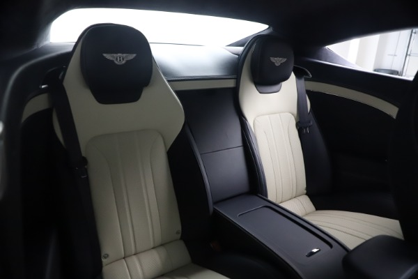 Used 2021 Bentley Continental GT V8 for sale Sold at Bugatti of Greenwich in Greenwich CT 06830 21
