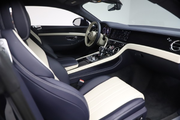 Used 2021 Bentley Continental GT V8 for sale Sold at Bugatti of Greenwich in Greenwich CT 06830 22