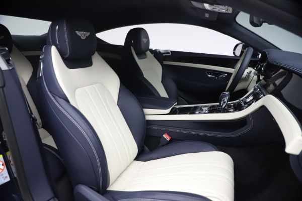 Used 2021 Bentley Continental GT V8 for sale Sold at Bugatti of Greenwich in Greenwich CT 06830 24