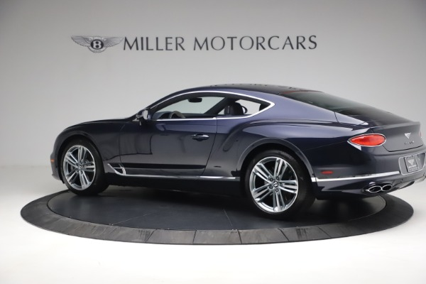 Used 2021 Bentley Continental GT V8 for sale Sold at Bugatti of Greenwich in Greenwich CT 06830 3