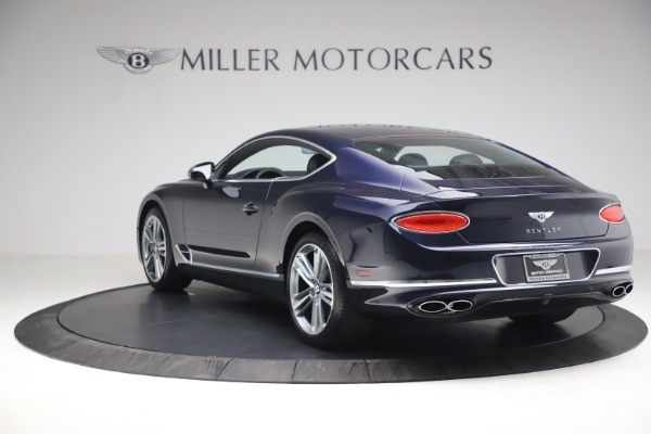 Used 2021 Bentley Continental GT V8 for sale Sold at Bugatti of Greenwich in Greenwich CT 06830 4