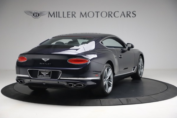 Used 2021 Bentley Continental GT V8 for sale Sold at Bugatti of Greenwich in Greenwich CT 06830 6