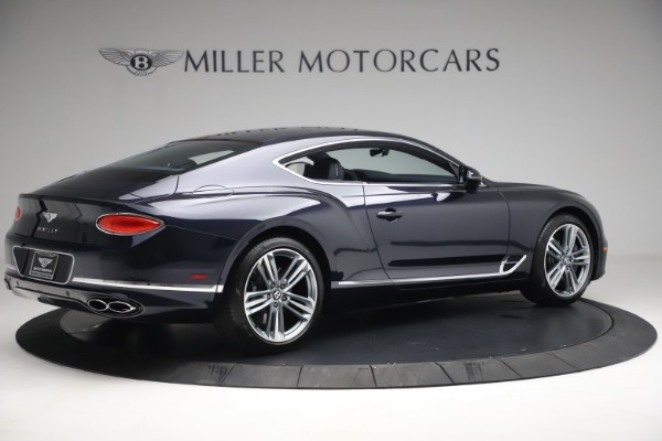 Used 2021 Bentley Continental GT V8 for sale Sold at Bugatti of Greenwich in Greenwich CT 06830 7