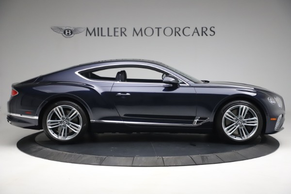Used 2021 Bentley Continental GT V8 for sale Sold at Bugatti of Greenwich in Greenwich CT 06830 8