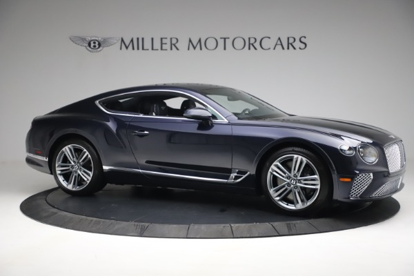 Used 2021 Bentley Continental GT V8 for sale Sold at Bugatti of Greenwich in Greenwich CT 06830 9