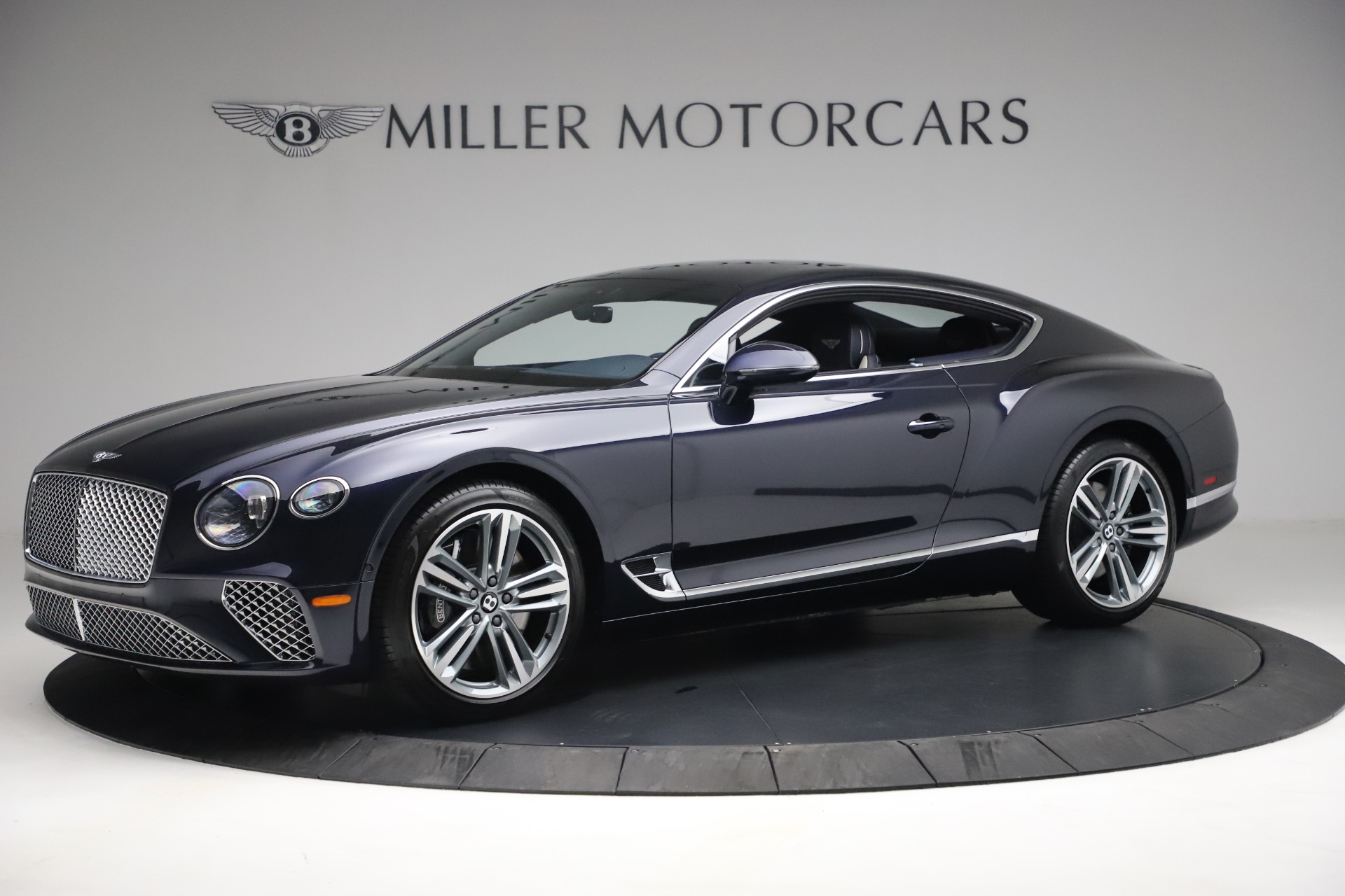Used 2021 Bentley Continental GT V8 for sale Sold at Bugatti of Greenwich in Greenwich CT 06830 1