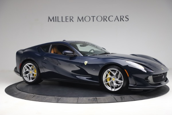 Used 2020 Ferrari 812 Superfast for sale $375,900 at Bugatti of Greenwich in Greenwich CT 06830 10