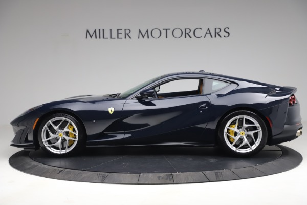 Used 2020 Ferrari 812 Superfast for sale $375,900 at Bugatti of Greenwich in Greenwich CT 06830 3