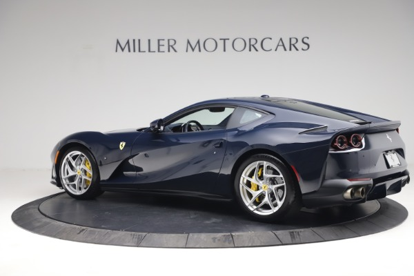 Used 2020 Ferrari 812 Superfast for sale $375,900 at Bugatti of Greenwich in Greenwich CT 06830 4