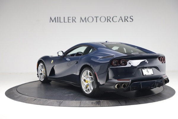 Used 2020 Ferrari 812 Superfast for sale $375,900 at Bugatti of Greenwich in Greenwich CT 06830 5
