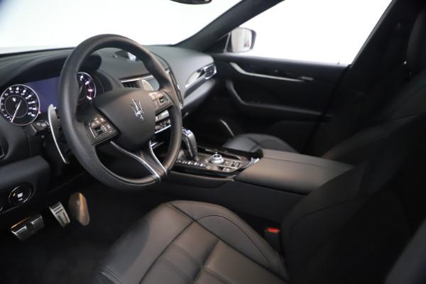 New 2021 Maserati Levante GranSport for sale $73,900 at Bugatti of Greenwich in Greenwich CT 06830 14