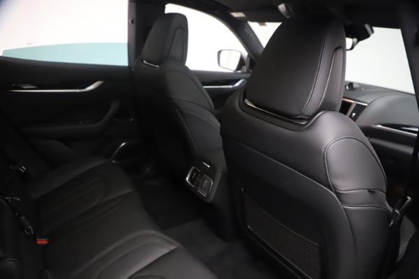 New 2021 Maserati Levante GranSport for sale $73,900 at Bugatti of Greenwich in Greenwich CT 06830 25
