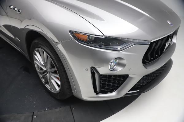 New 2021 Maserati Levante GranSport for sale $73,900 at Bugatti of Greenwich in Greenwich CT 06830 28