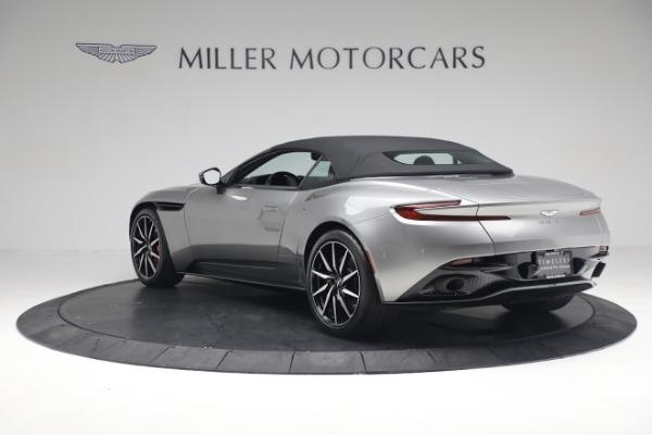 Used 2019 Aston Martin DB11 Volante for sale $209,900 at Bugatti of Greenwich in Greenwich CT 06830 15
