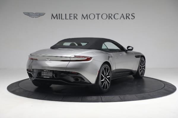 Used 2019 Aston Martin DB11 Volante for sale $209,900 at Bugatti of Greenwich in Greenwich CT 06830 16