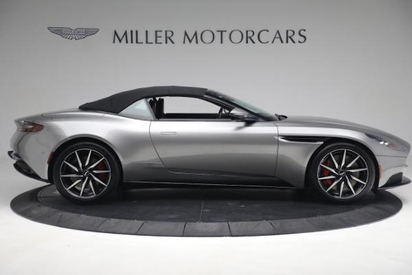 Used 2019 Aston Martin DB11 Volante for sale $209,900 at Bugatti of Greenwich in Greenwich CT 06830 17
