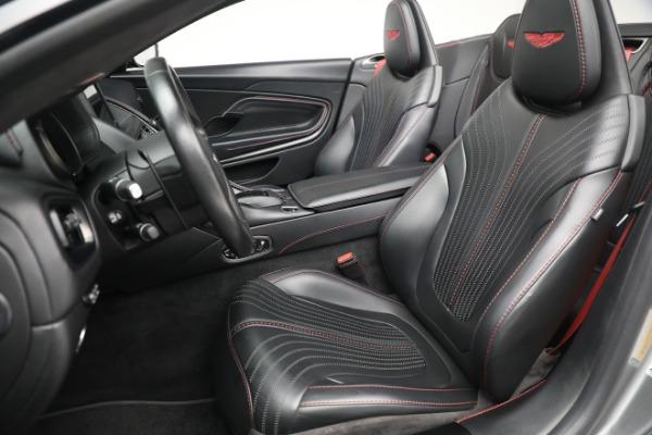 Used 2019 Aston Martin DB11 Volante for sale $209,900 at Bugatti of Greenwich in Greenwich CT 06830 21