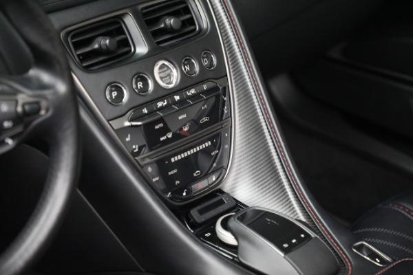 Used 2019 Aston Martin DB11 Volante for sale $209,900 at Bugatti of Greenwich in Greenwich CT 06830 25