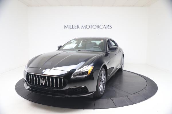 New 2021 Maserati Quattroporte S Q4 GranLusso for sale $129,135 at Bugatti of Greenwich in Greenwich CT 06830 12