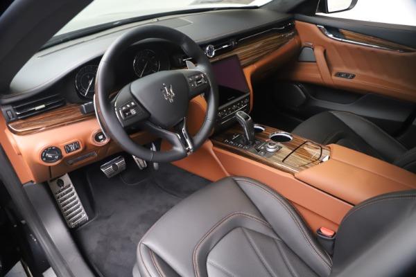 New 2021 Maserati Quattroporte S Q4 GranLusso for sale $129,135 at Bugatti of Greenwich in Greenwich CT 06830 13
