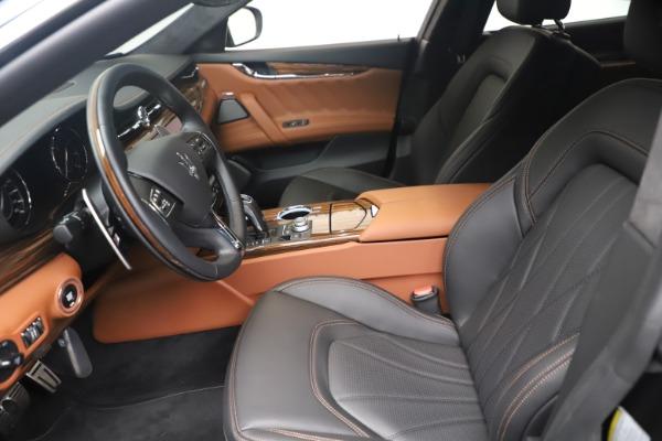 New 2021 Maserati Quattroporte S Q4 GranLusso for sale $129,135 at Bugatti of Greenwich in Greenwich CT 06830 14