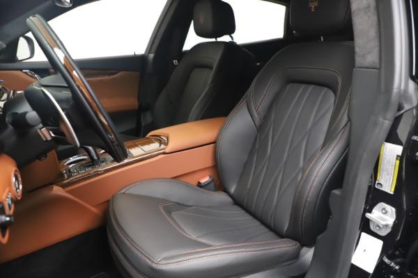 New 2021 Maserati Quattroporte S Q4 GranLusso for sale $129,135 at Bugatti of Greenwich in Greenwich CT 06830 15