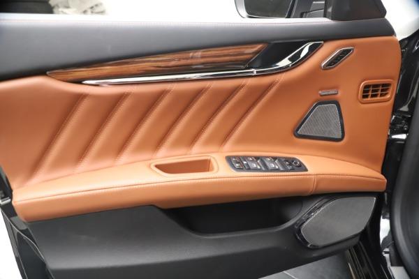 New 2021 Maserati Quattroporte S Q4 GranLusso for sale $129,135 at Bugatti of Greenwich in Greenwich CT 06830 16