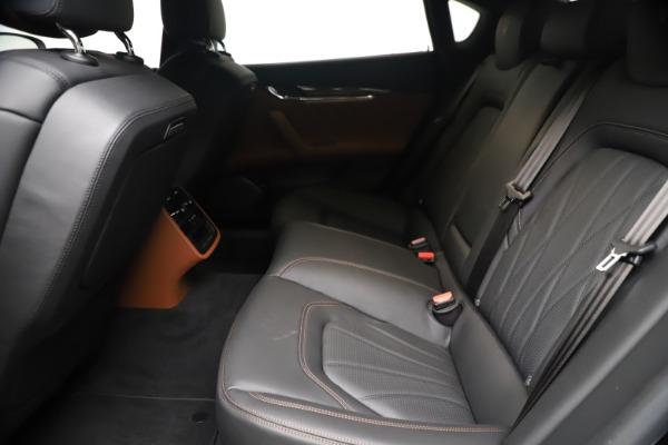 New 2021 Maserati Quattroporte S Q4 GranLusso for sale $129,135 at Bugatti of Greenwich in Greenwich CT 06830 17