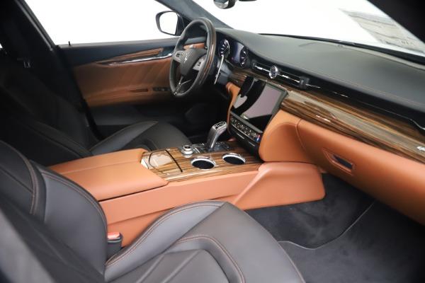 New 2021 Maserati Quattroporte S Q4 GranLusso for sale $129,135 at Bugatti of Greenwich in Greenwich CT 06830 18