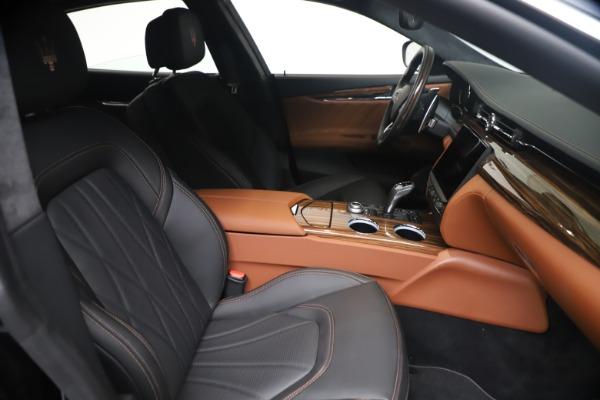 New 2021 Maserati Quattroporte S Q4 GranLusso for sale $129,135 at Bugatti of Greenwich in Greenwich CT 06830 19