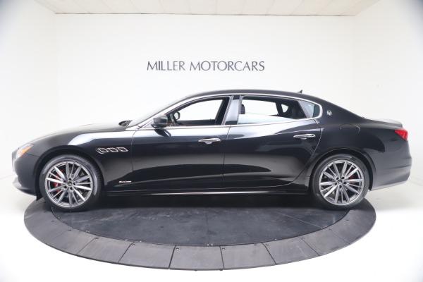 New 2021 Maserati Quattroporte S Q4 GranLusso for sale $129,135 at Bugatti of Greenwich in Greenwich CT 06830 2