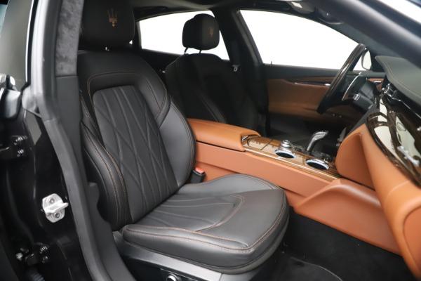 New 2021 Maserati Quattroporte S Q4 GranLusso for sale $129,135 at Bugatti of Greenwich in Greenwich CT 06830 20