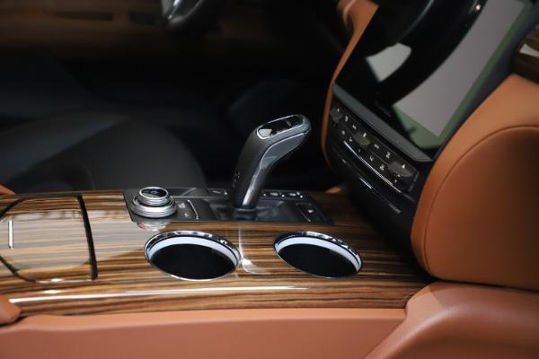 New 2021 Maserati Quattroporte S Q4 GranLusso for sale $129,135 at Bugatti of Greenwich in Greenwich CT 06830 22