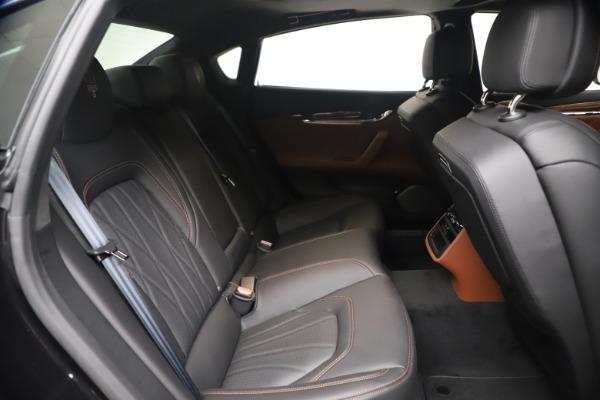 New 2021 Maserati Quattroporte S Q4 GranLusso for sale $129,135 at Bugatti of Greenwich in Greenwich CT 06830 23