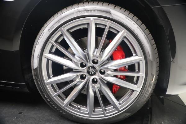 New 2021 Maserati Quattroporte S Q4 GranLusso for sale $129,135 at Bugatti of Greenwich in Greenwich CT 06830 24