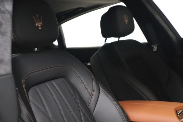 New 2021 Maserati Quattroporte S Q4 GranLusso for sale $129,135 at Bugatti of Greenwich in Greenwich CT 06830 25
