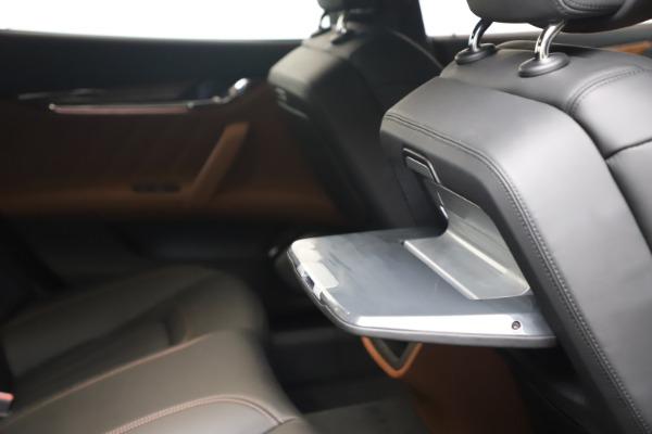 New 2021 Maserati Quattroporte S Q4 GranLusso for sale $129,135 at Bugatti of Greenwich in Greenwich CT 06830 26