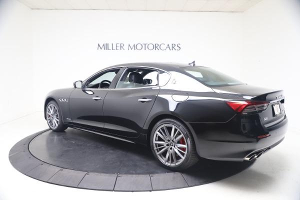 New 2021 Maserati Quattroporte S Q4 GranLusso for sale $129,135 at Bugatti of Greenwich in Greenwich CT 06830 4
