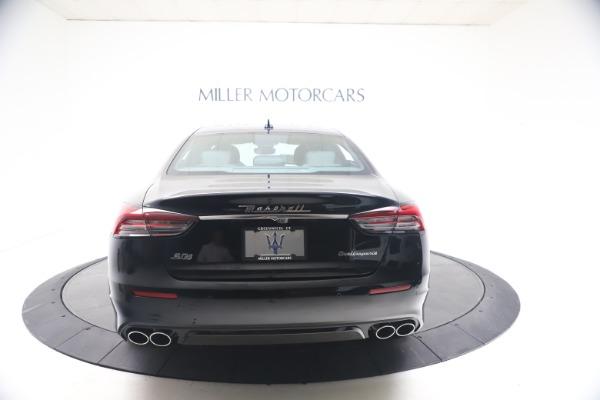 New 2021 Maserati Quattroporte S Q4 GranLusso for sale $129,135 at Bugatti of Greenwich in Greenwich CT 06830 5