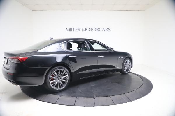 New 2021 Maserati Quattroporte S Q4 GranLusso for sale $129,135 at Bugatti of Greenwich in Greenwich CT 06830 7