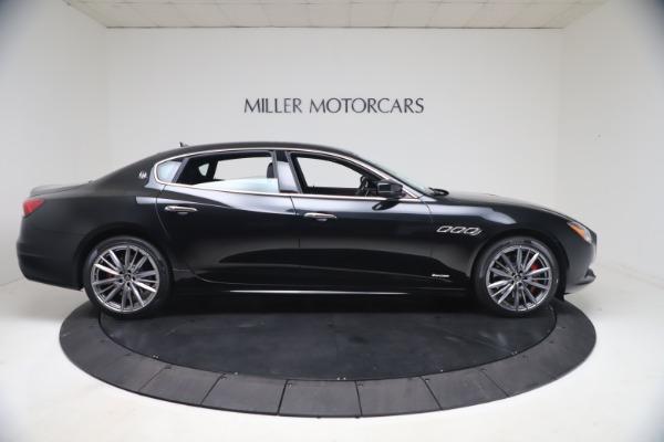 New 2021 Maserati Quattroporte S Q4 GranLusso for sale $129,135 at Bugatti of Greenwich in Greenwich CT 06830 8