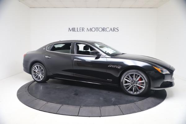New 2021 Maserati Quattroporte S Q4 GranLusso for sale $129,135 at Bugatti of Greenwich in Greenwich CT 06830 9