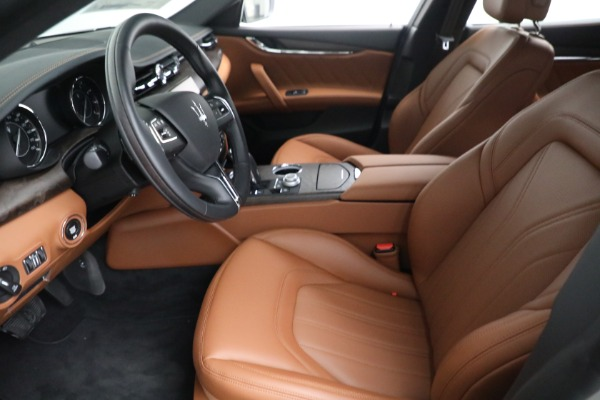 New 2021 Maserati Quattroporte S Q4 GranLusso for sale $120,599 at Bugatti of Greenwich in Greenwich CT 06830 13