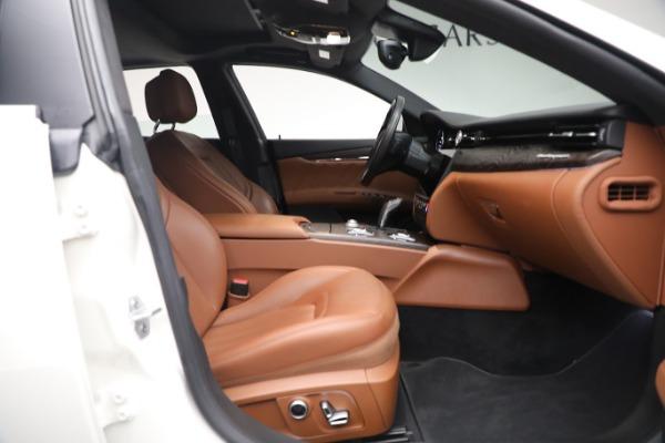 New 2021 Maserati Quattroporte S Q4 GranLusso for sale $120,599 at Bugatti of Greenwich in Greenwich CT 06830 14
