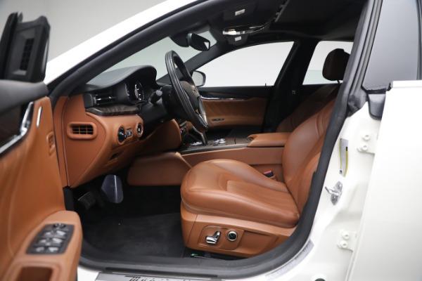 New 2021 Maserati Quattroporte S Q4 GranLusso for sale $120,599 at Bugatti of Greenwich in Greenwich CT 06830 15