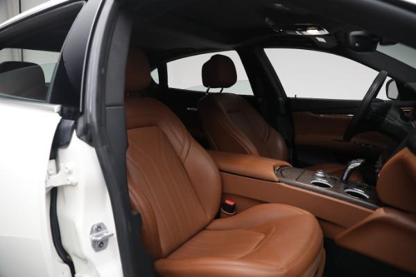 New 2021 Maserati Quattroporte S Q4 GranLusso for sale $120,599 at Bugatti of Greenwich in Greenwich CT 06830 16