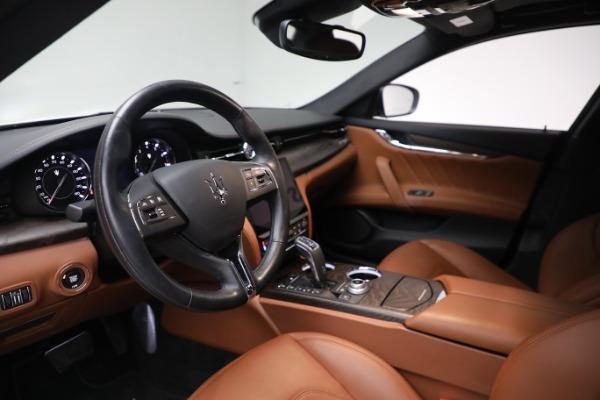 New 2021 Maserati Quattroporte S Q4 GranLusso for sale $120,599 at Bugatti of Greenwich in Greenwich CT 06830 17