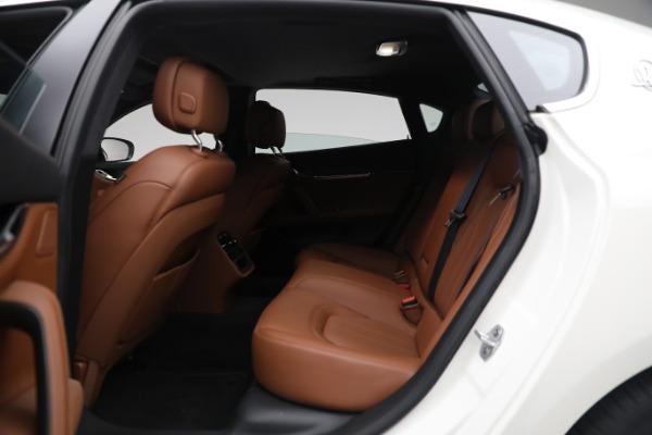 New 2021 Maserati Quattroporte S Q4 GranLusso for sale $120,599 at Bugatti of Greenwich in Greenwich CT 06830 18