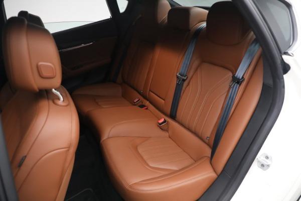 New 2021 Maserati Quattroporte S Q4 GranLusso for sale $120,599 at Bugatti of Greenwich in Greenwich CT 06830 20