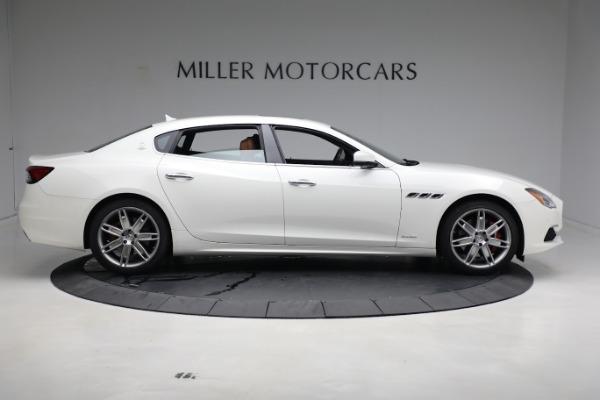 New 2021 Maserati Quattroporte S Q4 GranLusso for sale $120,599 at Bugatti of Greenwich in Greenwich CT 06830 9